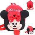2016 Novo Estilo de Brinquedos Da Disney Para Crianças Bonito Dos Desenhos Animados Mochilas De Pelúcia Kawaii Anime Sacos de Escola do jardim de Infância Mochilas Dj062