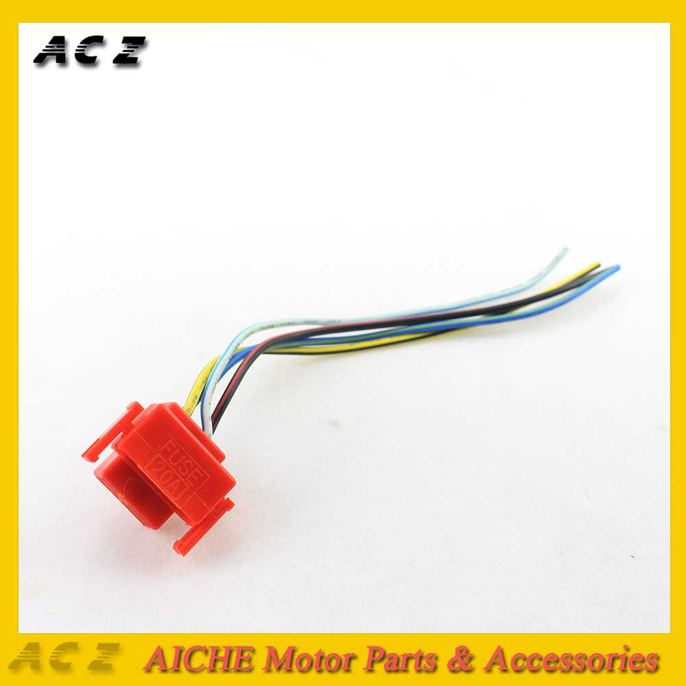 Detail Feedback Questions About Motorcycle Accessories Starter Relay Wiring Acz Rectifier Plug Connector Solenoid For Honda Cbr250 Mc22 Cbr400 Nc29 Cb400sf Cb400vtec