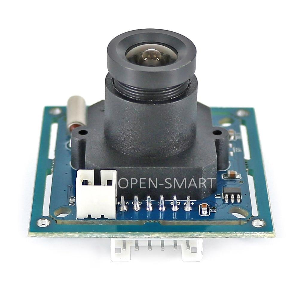 Módulo de câmera digital serial de uart ttl com 640x480 pixels para arduino