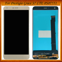 High Quality For Prestigio Grace S7 LTE PSP7551Duo PSP 7551 DUO 7551duo Psp7551 LCD Display And