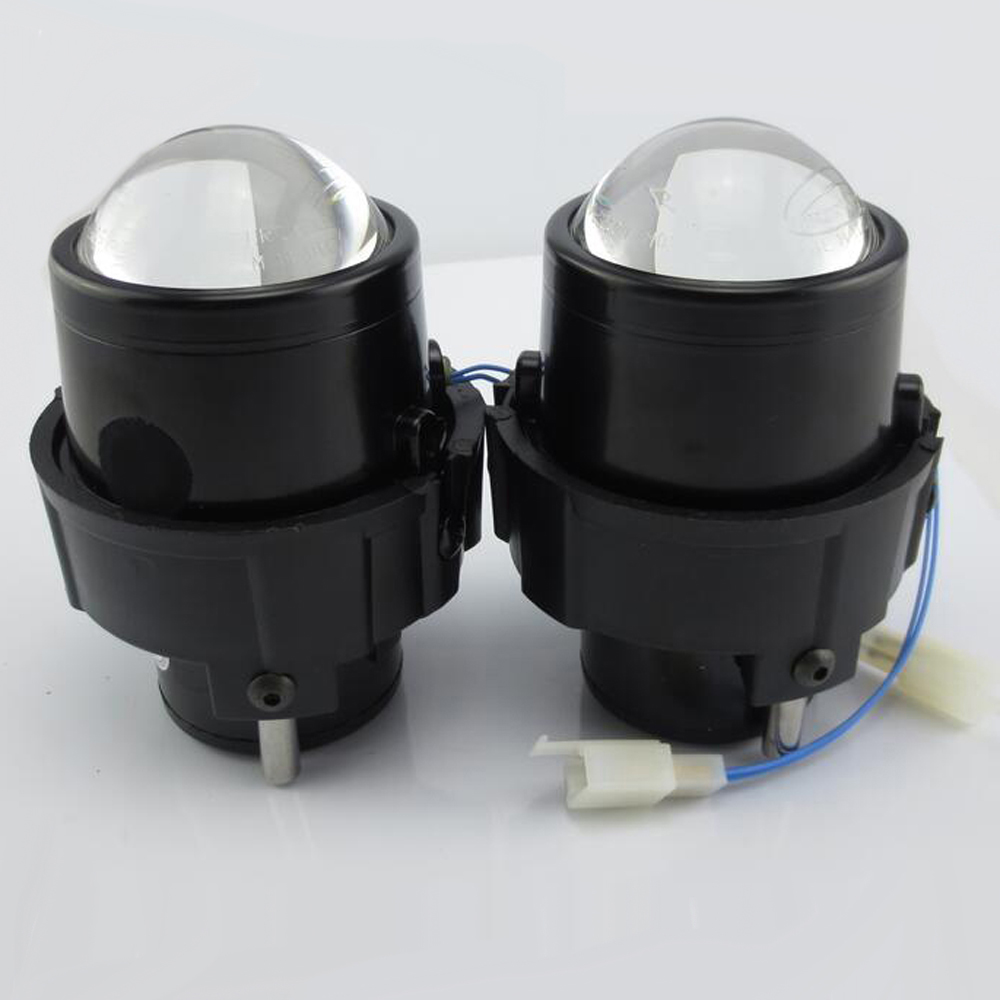 HID Bi-xenon Halogen Bifocal high low beam Projector Fog Lights Lens Lamps holder for nissan juke note NV200 murano