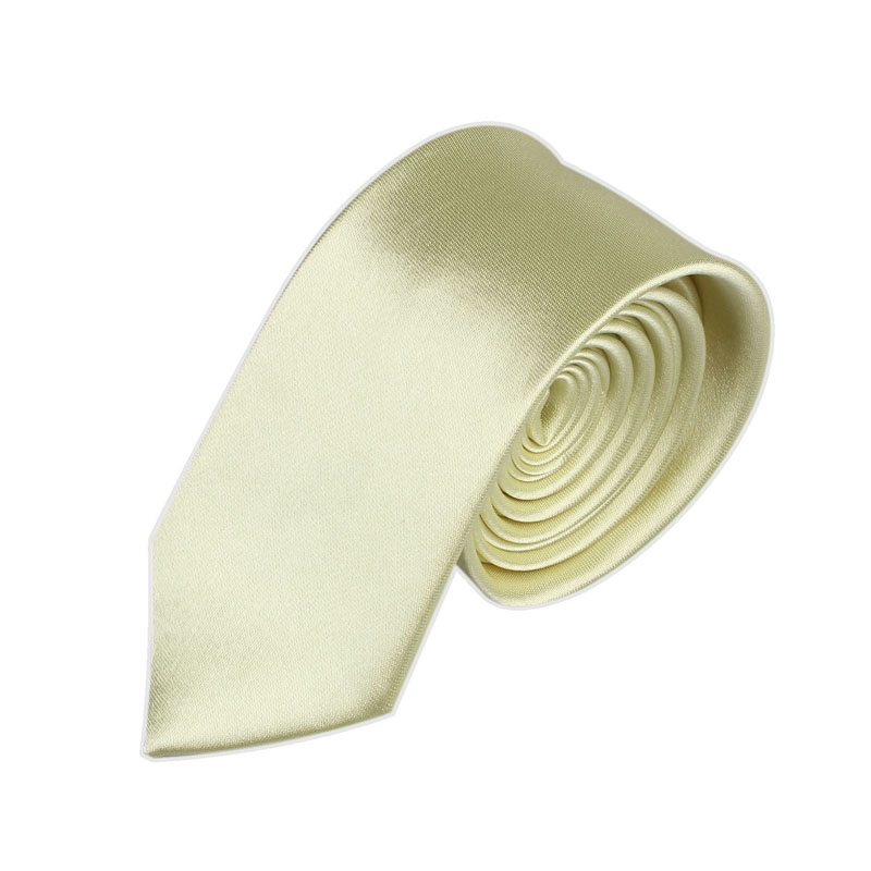 Fashion Casual Slim Plain Mens Solid Skinny Neck Party Wedding Tie Necktie 5#