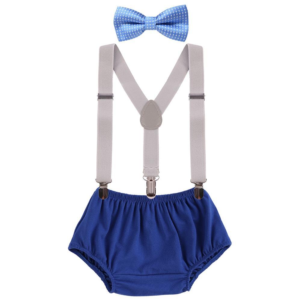 Unisex Birthday Clothes Baby Boy Cake Smash Outfit Girl Baby Birthday Clothes Baby Girl Clothes for Photo Shoot Baby Boy Clothes