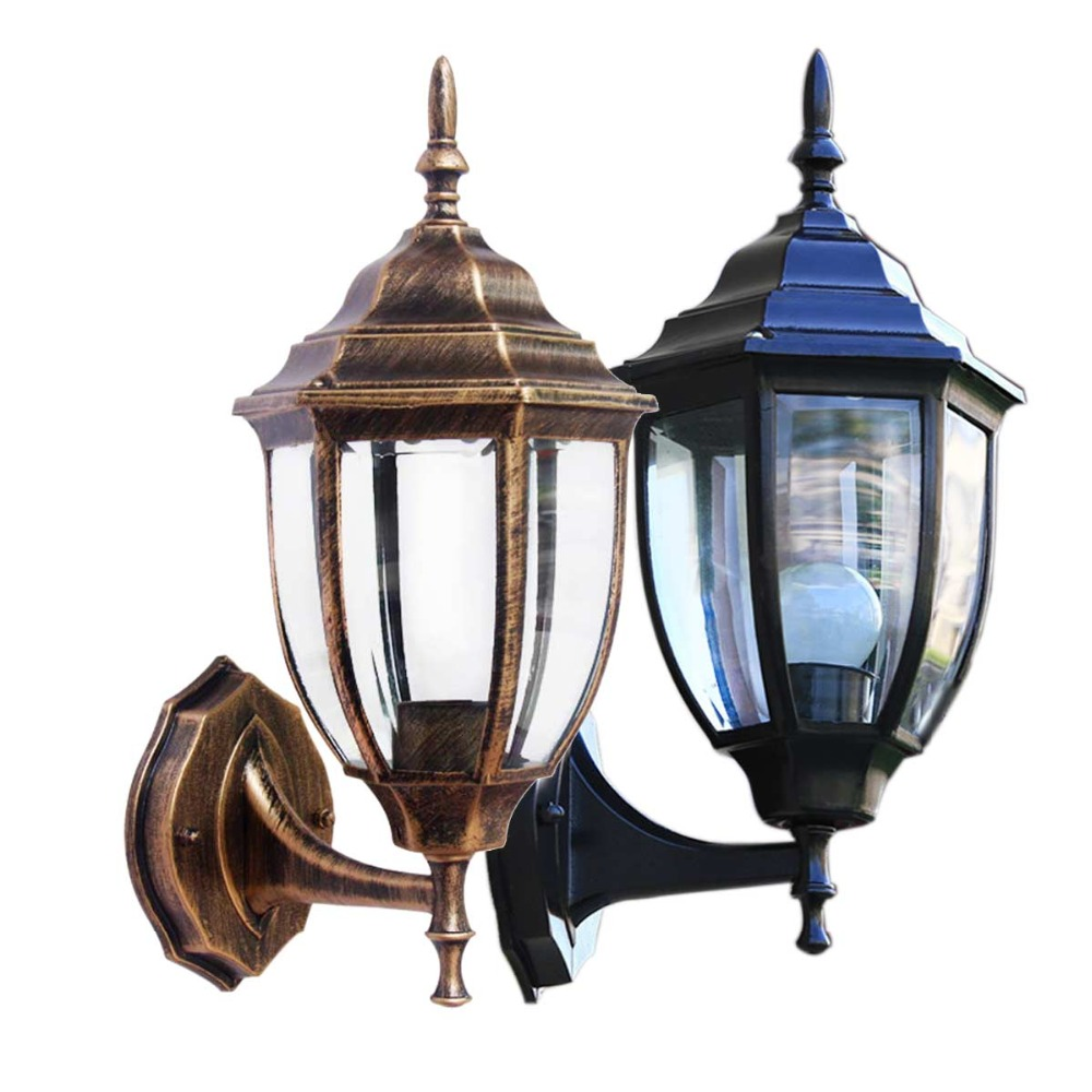 Discount Outdoor Wall Lighting: Popular Exterior Wall Sconce-Buy Cheap Exterior Wall