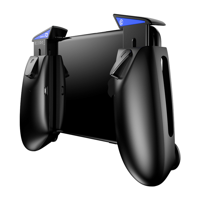 GameSir F3 Plus Pubg Mobile Gamepad Conductive AirFlash Grip with Response Buttons Gaming Controller For Android / iOS 4