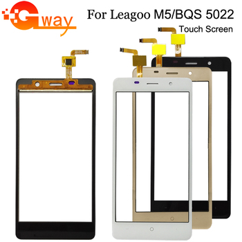 5.0 Touch Panel For Leagoo M5 Touch Screen Digitizer Panel Mobile Phone Repair Parts Front Glass Lens Sensor Free Adhesive Gift image