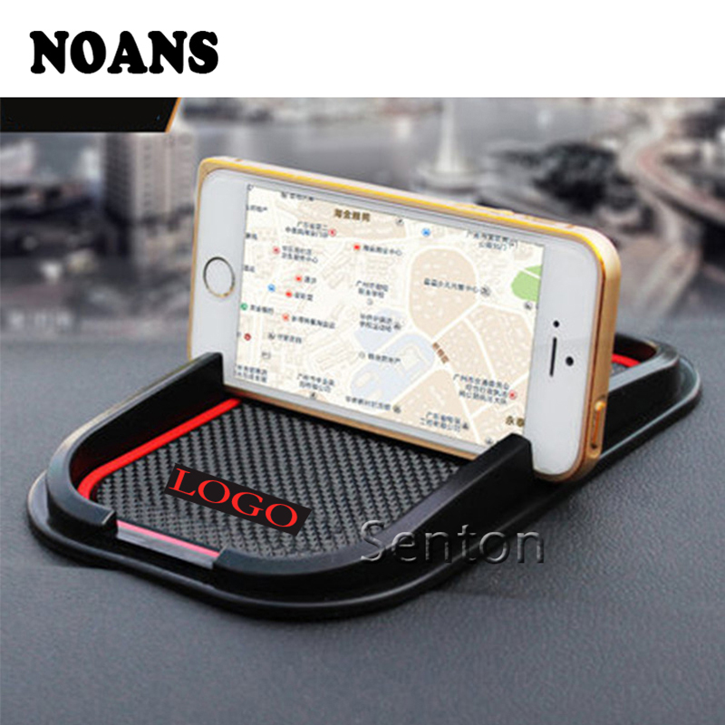 Car Non-slip Mat Phone Holder For Renault Megane 2 3 4 1 Clio Duster Dacia Volvo XC90 XC60 V40 Accessories Tiguan 2017 2018 2019