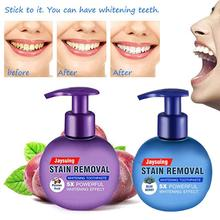 Strengthening Stain Removal Gel Toothpaste Whitening Fight Bleeding Gums White Toothpaste,Fresh Breath, Oral Care