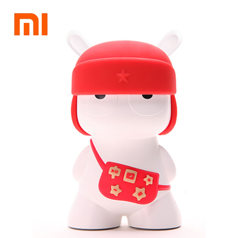 Original Xiaomi Rabbit Mi Bluetooth Speaker Portable Wireless Mini 32G Micro SD Card Speaker for IPhone and Android Phones tronsmart element t6 mini bluetooth speaker portable wireless speaker with 360 degree stereo sound for ios android xiaomi player