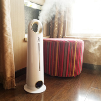 Floor Style Humidifier Home Mute Air Aromatherapy Machine Bedroom High Capacity Essential Oil Diffuser