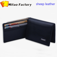 2018 Simple Design Bellroy Purse Top Luxury Sheep Leather Wallet Bag Free Shipping