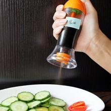 Plastic Seasoning Bottle Olive Oil Spray Pot Small Vinegar Bottle Portable Cooking Oil Sprayer Bottle