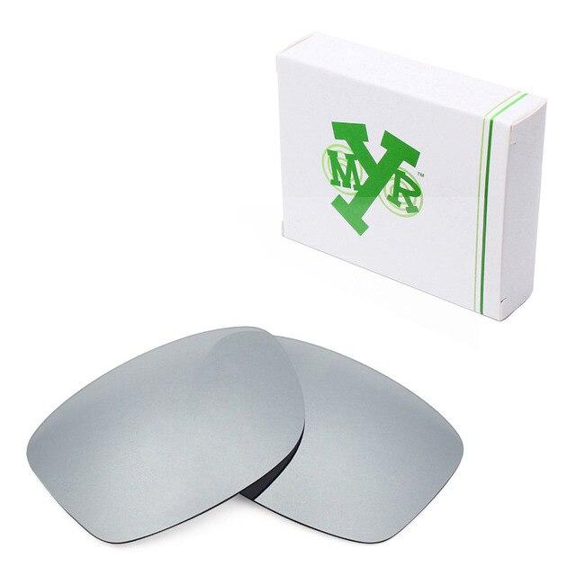 MRY POLARIZED Replacement Lenses for Oakley Jupiter Factory Lite Sunglasses Silver Titanium