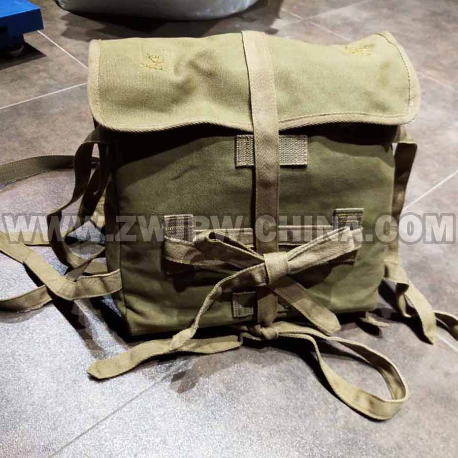 Army WWII WW2 Octopus Bag Canvas Bag Cheap Wholesale JP/10709