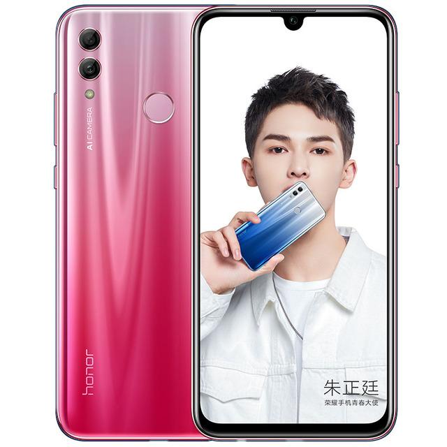 Huawei Honor 10 Lite 4G Mobile Phone Android 9.0 6.21″ FHD 2340X1080 Dual Font Rear 24MP AI Camera Fingerprint 710 Octa Core