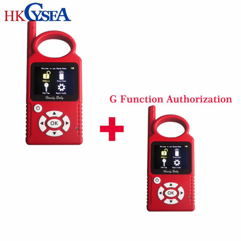 Newest Handy Baby V9 0 2 Hand held Car Key Copy Auto Key Programmer for 4D