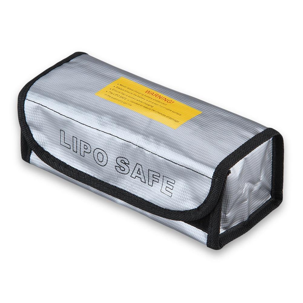 2X Fireproof RC Lipo Battery Guard Safe Bag Charge Storage Protection Sack