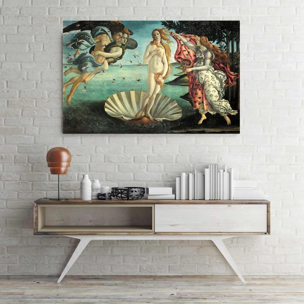 Impresión Giclee antigua mitología Griega el nacimiento de ...