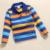 2-13 AÑOS 100% Algodón Embroma La Camiseta Muchachos de la Manga Larga Camiseta de Las Muchachas Niños Jerseys Tee Ropa de Los Muchachos