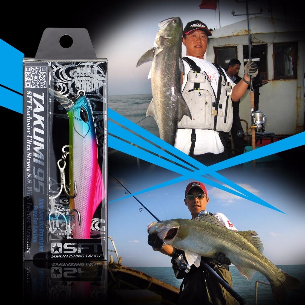 Seria luksoze Takumi 95-40 Minow joshëse me markë të bukur kuti - Peshkimi - Foto 4