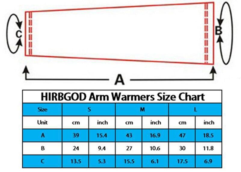 X-Arm warmer