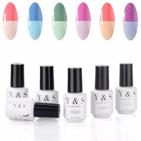 Candy Lover 8ml Nail Gel Polish Mood Temperature Thermal Color Change UV LED Soak Off Gel