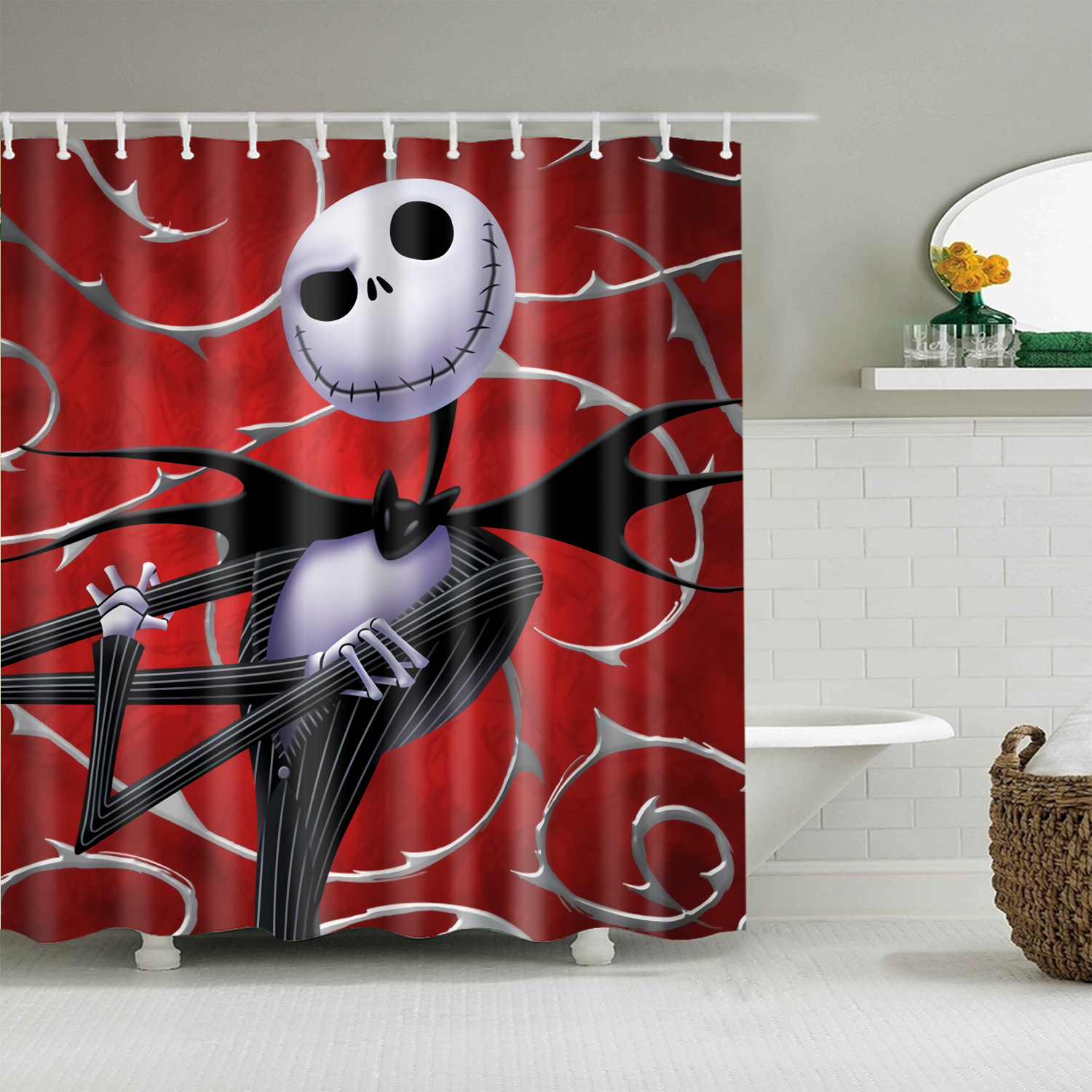 Shower Curtains Hooks Liners Knbob Shower Curtains In