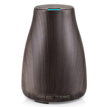 aroma diffuser 120ml essential oil diffuser ultrasonic air humidifier 7 Color Changing LED Light home Aromatherapy machine