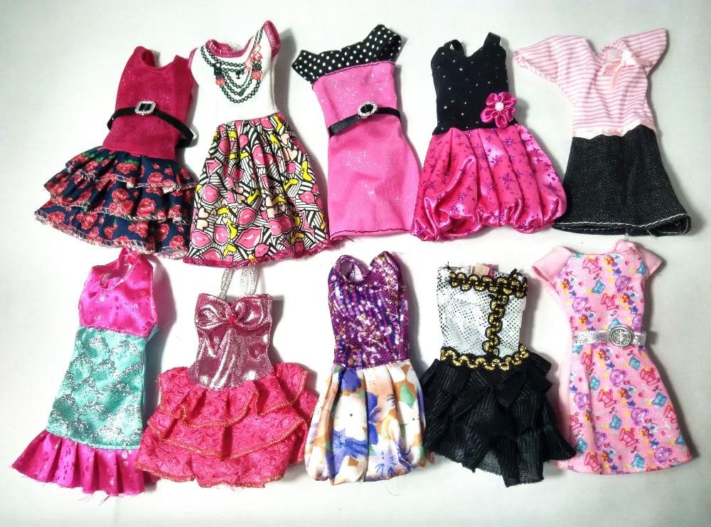 Fashion Dress For Noble Barbie Doll Handmade Avenue