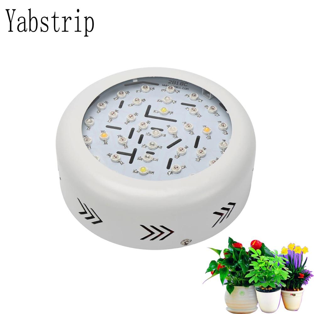 Yabstrip 300W 360W 720W Espectro Completo UFO Levou Cresce A Luz LEVOU Crescer Lâmpada Para Interior Planta Que Cresce e Floração lâmpada fito