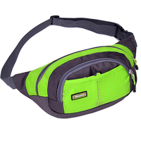 Waterproof   Running   Bags Waist bag Man Shoulder Bag Men Sport Canvas Messenger Bags For Outdoor Travel