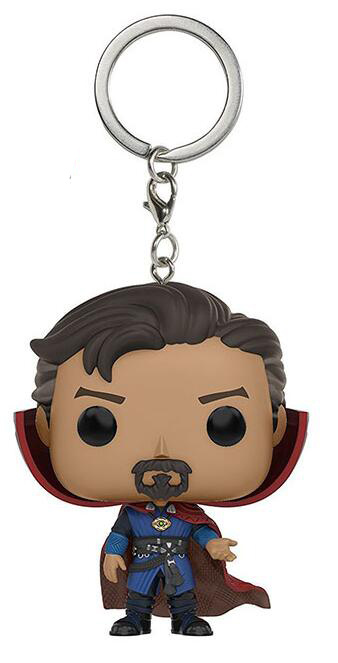 DOCTOR STRANGE KEYCHAIN Figure Collection Key Chain Toys with Retail Box