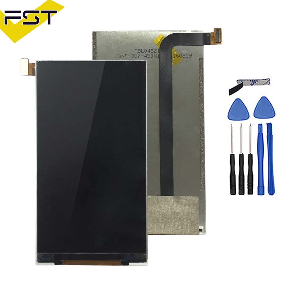 100% Tested For 4.5 inch Blackview A5 LCD Display Screen Display LCD Replacement Parts For A5 Pantalla