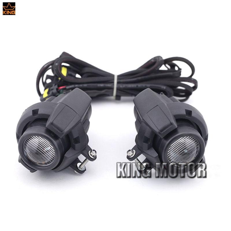 Для Триумф Тигр 800/ХС/наряде/xrx по 1050/1200 мотоцикл аксессуары передняя головного света за рулем и AUX фары Противотуманные лампы