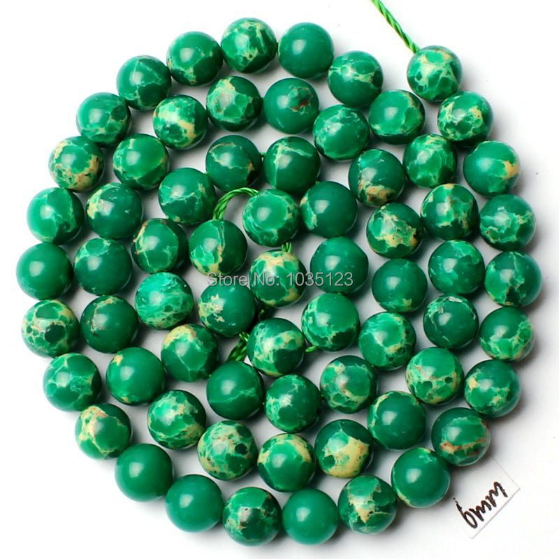 Free Shipping Natural AAA 6mm Green Crazy Lace Agates Round Shape Loose Beads Strand 15 Jewellery Making w1475