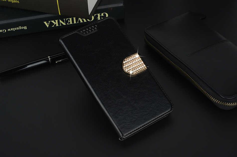 Кожаный мягкий чехол для huawei Ascend G8 GX8 GX усилительный насос 8 RIO-L01 L02 L03 P6 P7 Y625 G7 Y635 флип чехлы-бумажники для чехол Coque