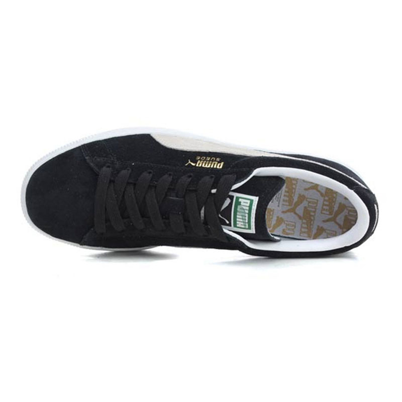 5a761e65388c PUMA Suede Classic Hard Wearing Men Skateboarding Shoes Comfortable Lace up  Leisure Anti slippery Sports Sneakers Women 352634-in Skateboarding from  Sports ...