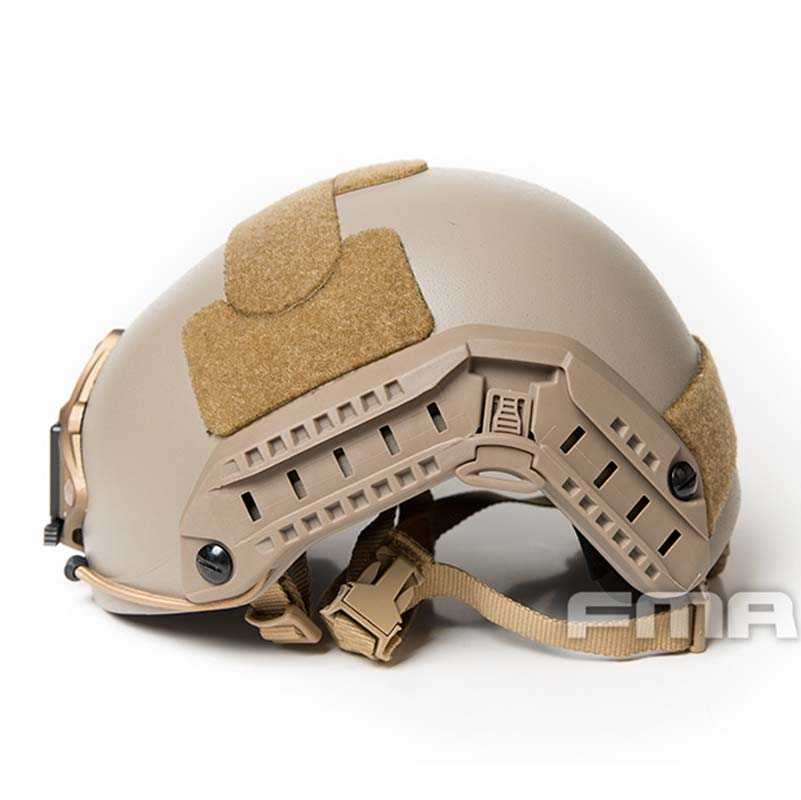 FMA Maritime Helmet Thick And Heavy Version BK/DE/FG(M/L)Tactical Military Protective Helmet цена