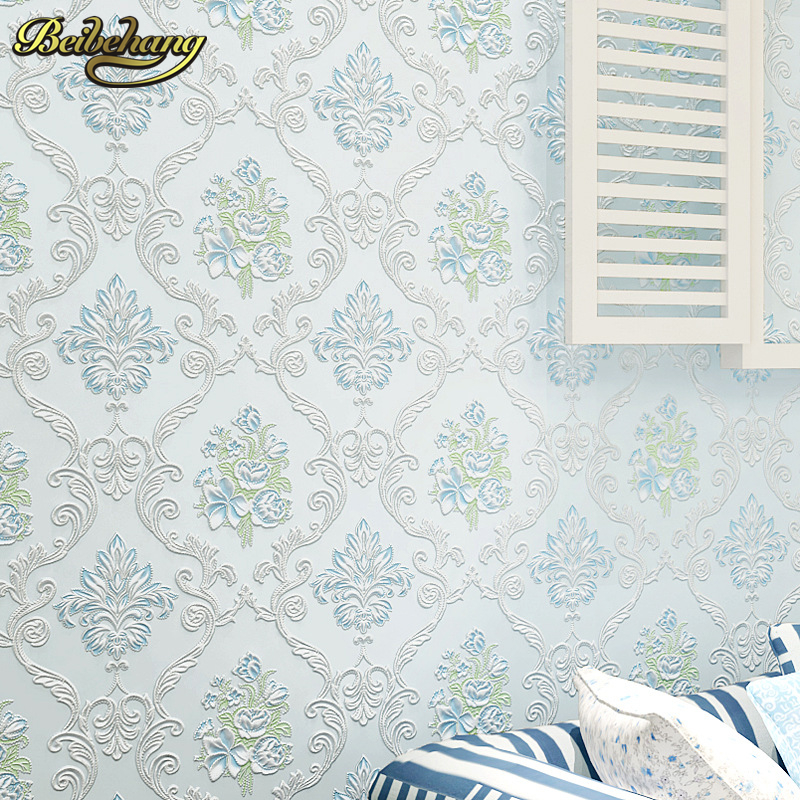 beibehang flowers wallpaper roll TV background wallpaper for living room wallcovering papel de parede 3d mural wall paper roll beibehang roll papel mural modern luxury pattern 3d wall paper roll mural wallpaper for living room non woven papel de parede