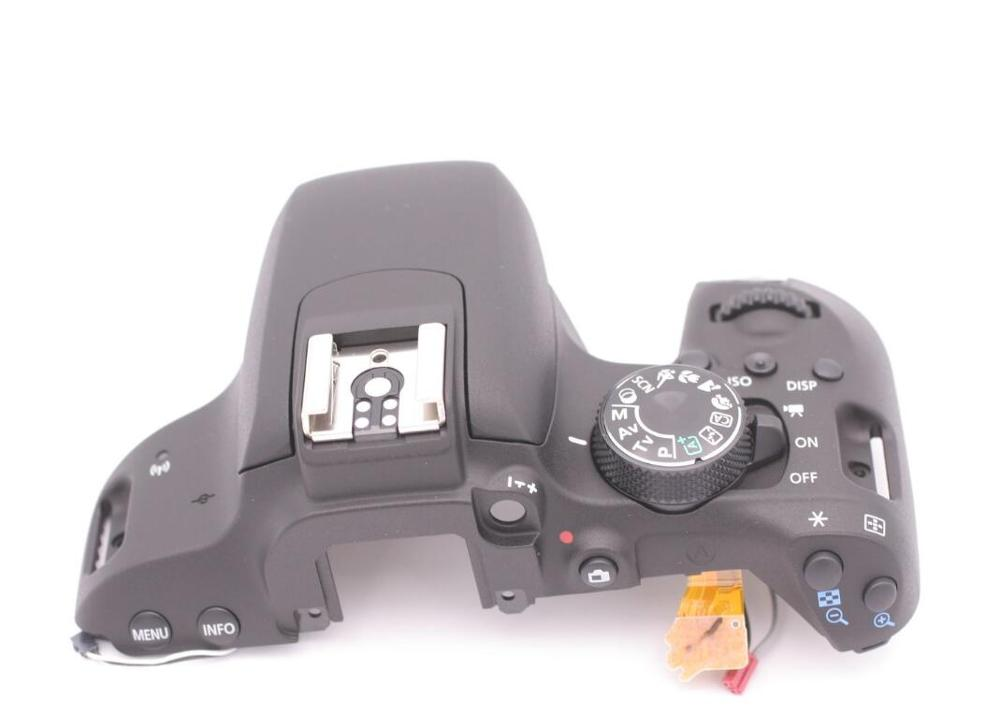 Nouveau pour Canon pour EOS rebelle T7i/pour EOS 800D caméra couvercle supérieur assemblage pièce de réparation de remplacement