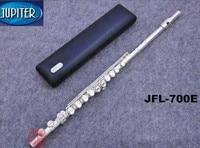 Taiwan JUPITER JFL 700E 16 Holes Closed C Key Flute Cupronickel Silvering flauta transversal instrumentos musicales Case