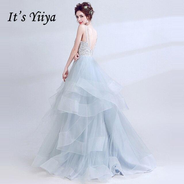 Это yiiya 2018 продаж Элегантные Роскошные Вечерние платья Сексуальная спинки известный дизайнер sleeveness вечерние торжественное платье lx216