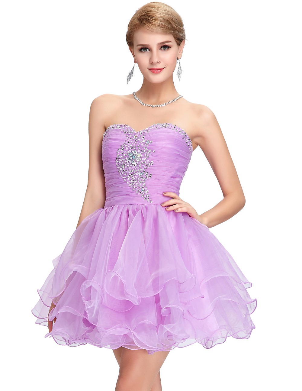 Black cocktail dress ball gown 2017 summer purple pink green girls black cocktail dress ball gown 2017 summer purple pink green girls homecoming short gowns cocktail party dresses 6077 in cocktail dresses from weddings ombrellifo Choice Image