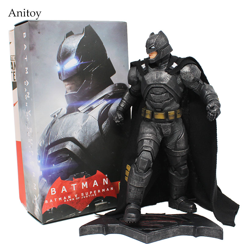 Crazy Toys Batman v Superman: Dawn of Justice The Dark Night Batman Armored / Blinde 1/6TH Scale Collectible Figure 30cm KT3284
