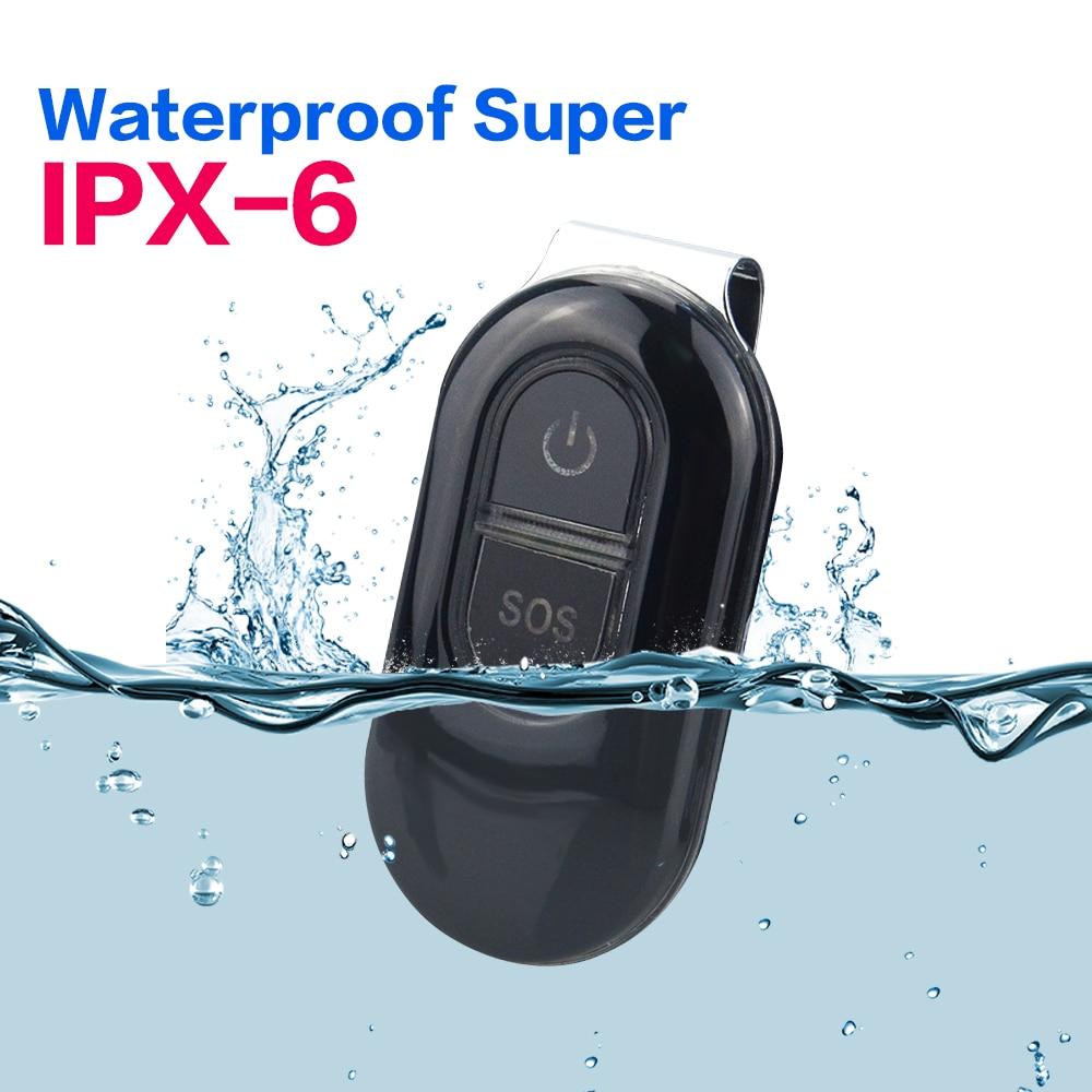 Мини Персональный gps трекер LK106 для детей pet собак пожилых водонепроницаемый, в режиме реального времени