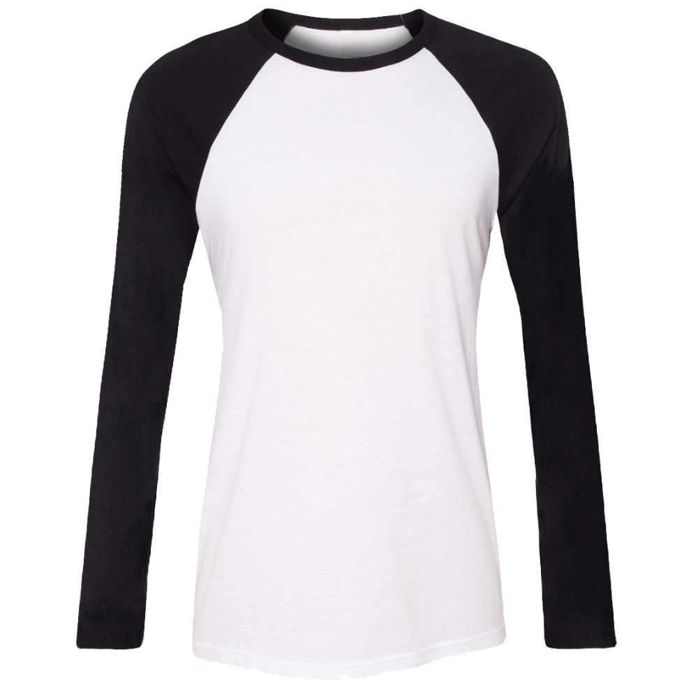 ee53b8764 Ladies Plain White Long Sleeve T Shirt – EDGE Engineering and ...