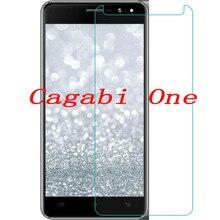 Cagabi one 9 h 방폭형 보호 필름 스크린 보호기 커버 폰용 스마트 폰 강화 유리