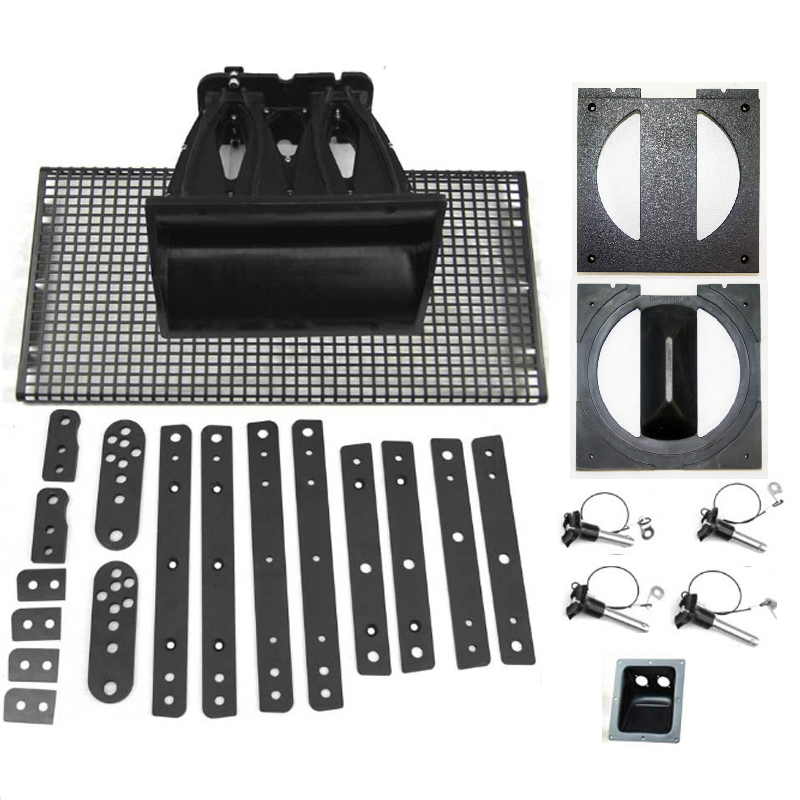 все цены на VERA10 line array speakers complete set accessories for home theater professional audio DHL free shipping онлайн