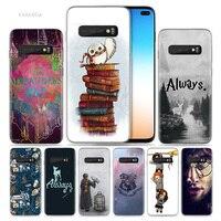Tutto Questo Tempo di Sempre Per Il Caso di Samsung Galaxy S20 Più S8 S9 S10 5G S10e S7 Nota 8 9 10 J4 J6 2018 Silicone Tampa Sacchetti Del Telefono