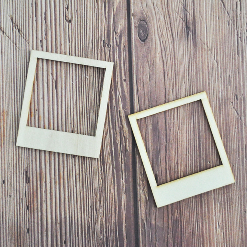 Wooden MDF Shapes Anchor Craft Scrapbooking Embellishments Card Decoration